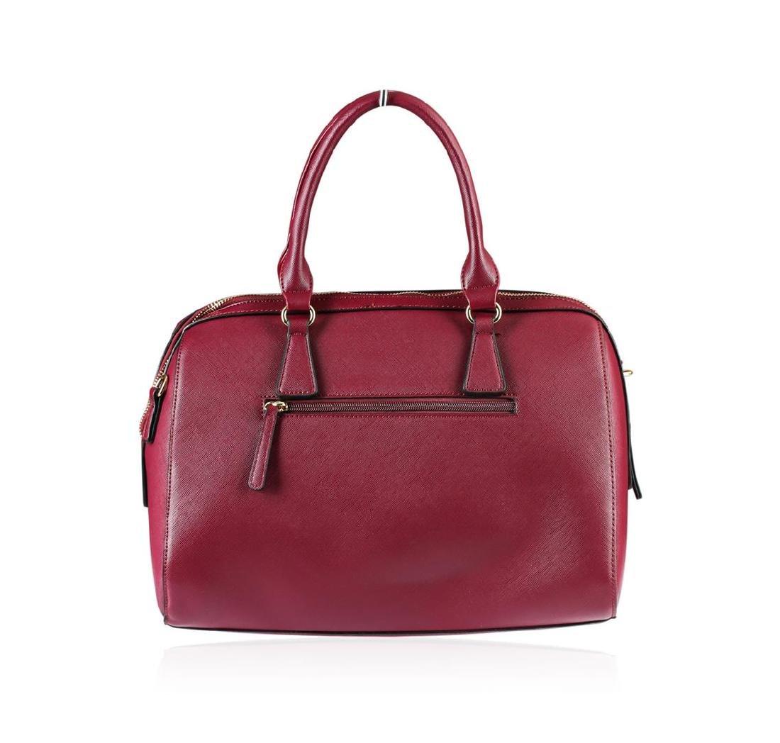 Spilt Wine Tote Handbag - 2