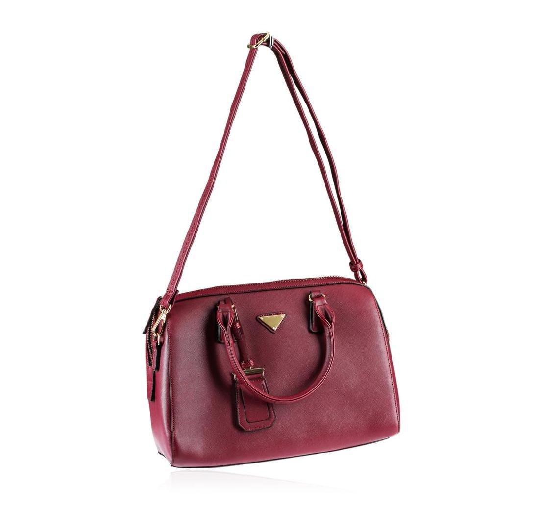Spilt Wine Tote Handbag - 3