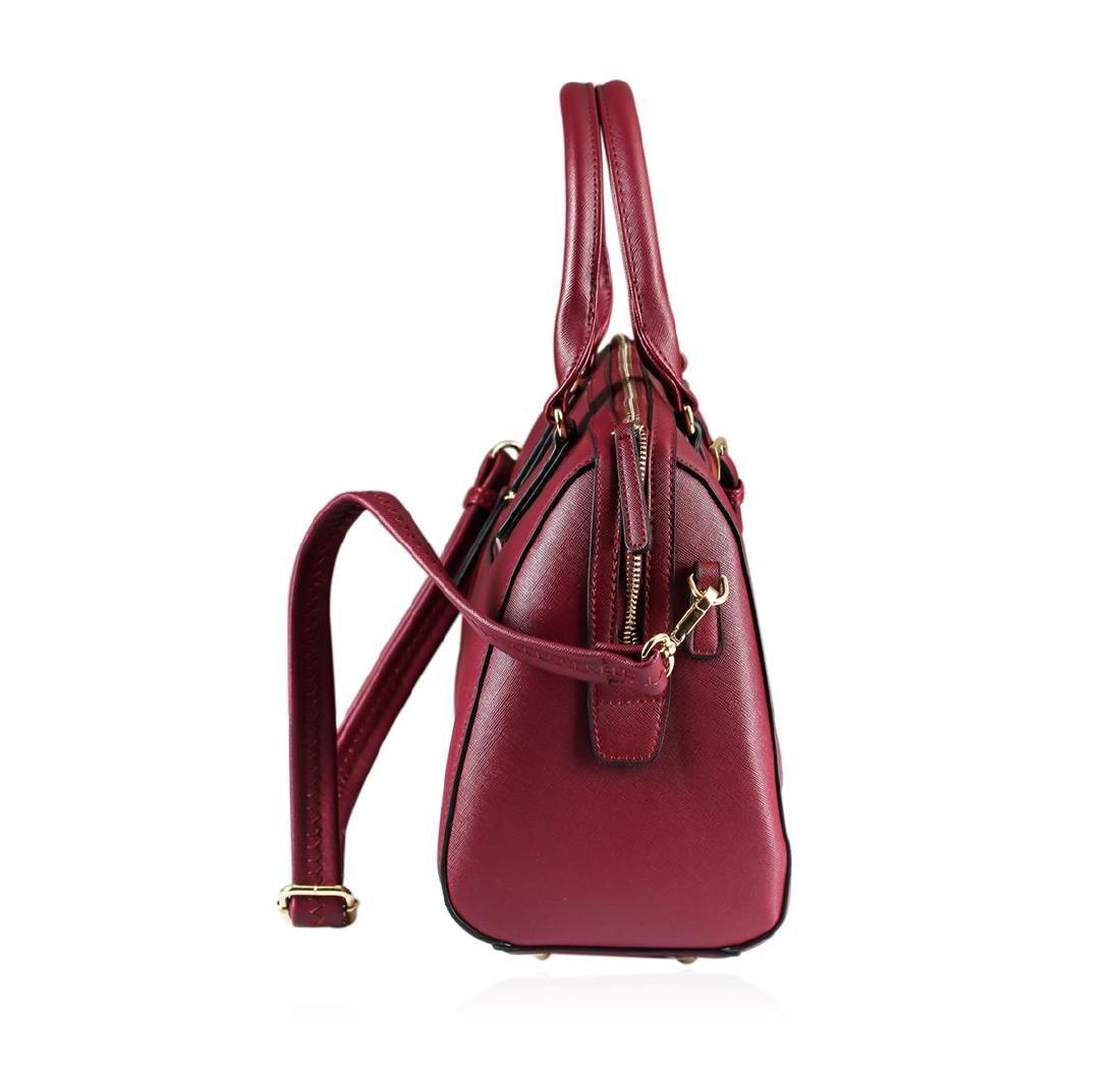 Spilt Wine Tote Handbag - 4