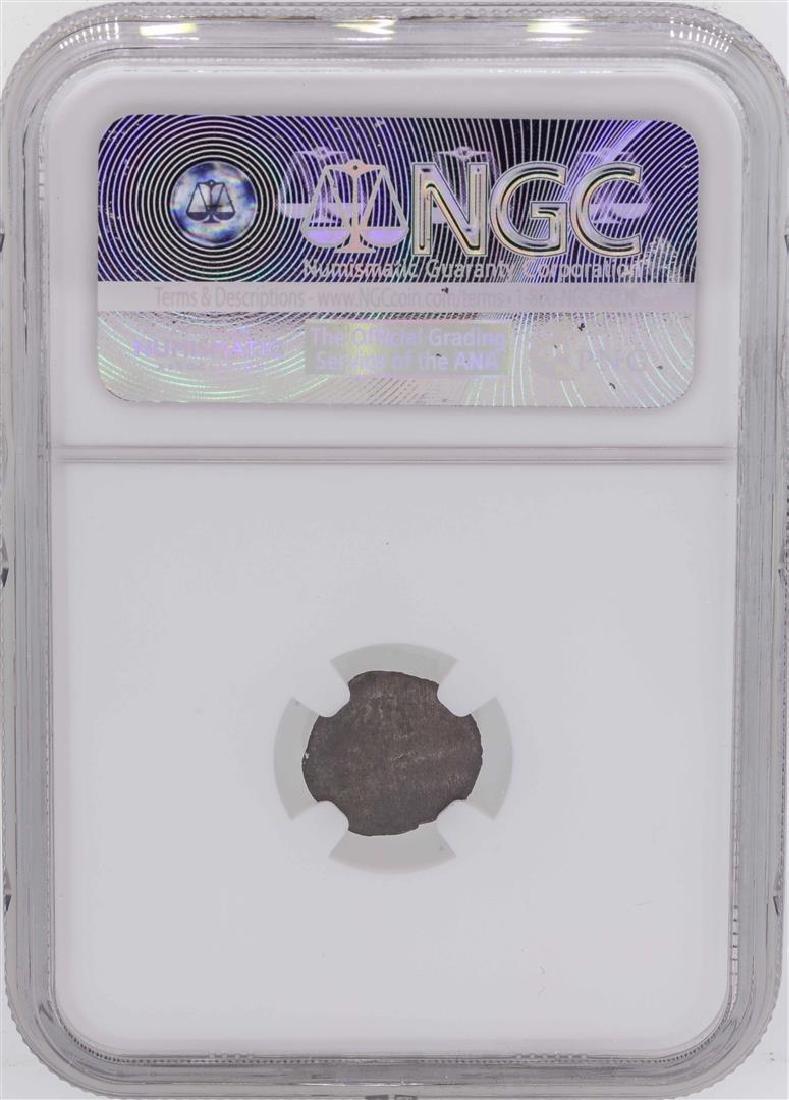 1682 Germany 1 Pfennig Nurnberg Coin NGC MS64 - 2