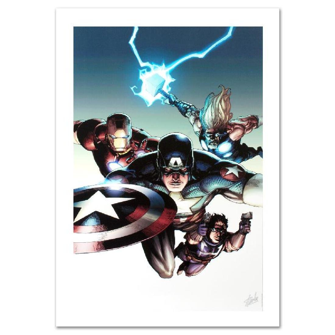 Ultimate Avengers vs. New Ultimates #2 by Stan Lee -