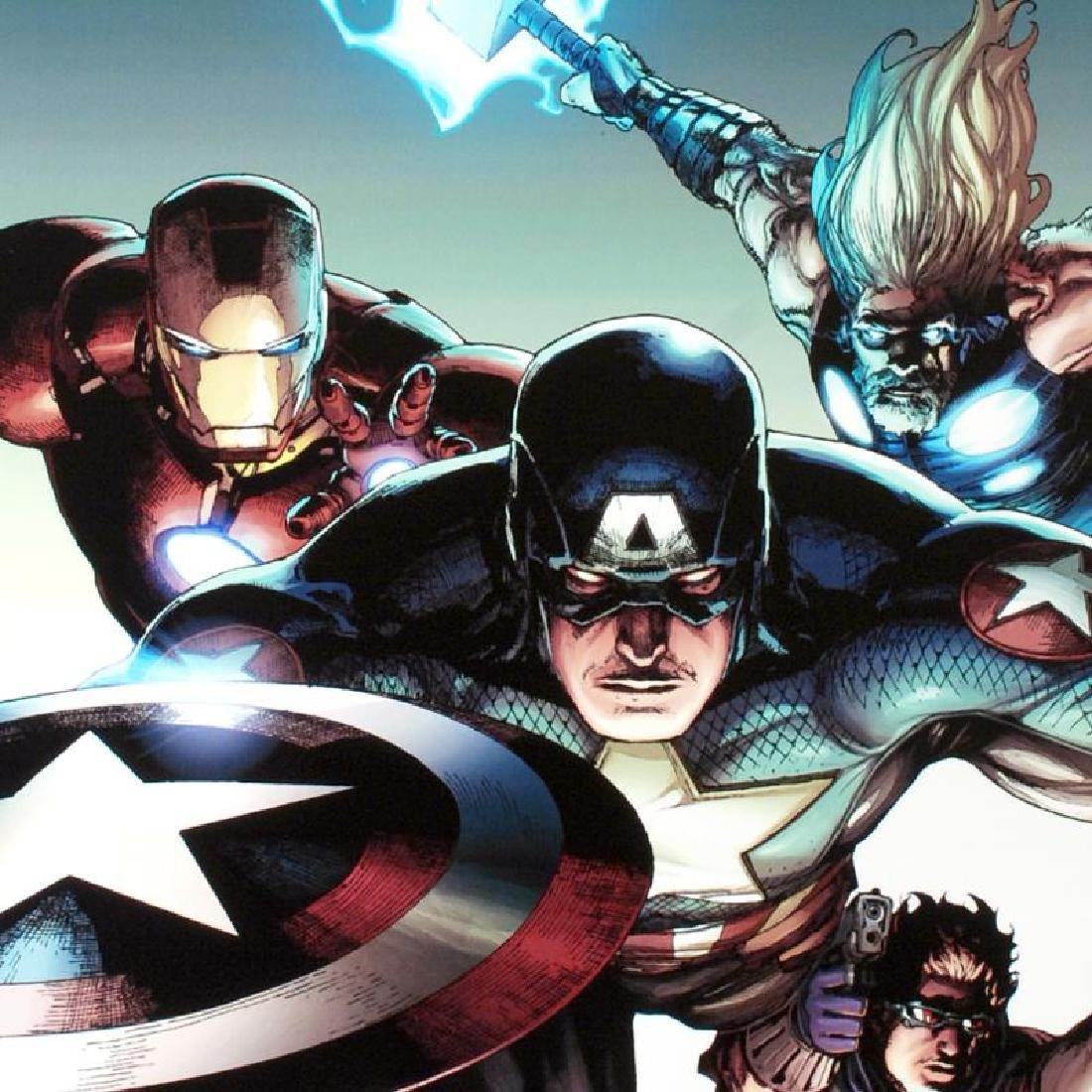 Ultimate Avengers vs. New Ultimates #2 by Stan Lee - - 2