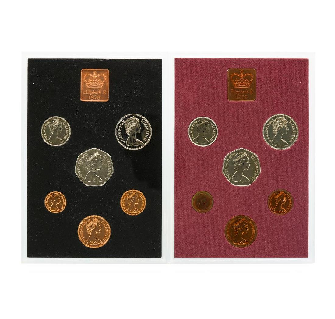 1975-1979 Coinage of Great Britain and Northern Ireland - 4