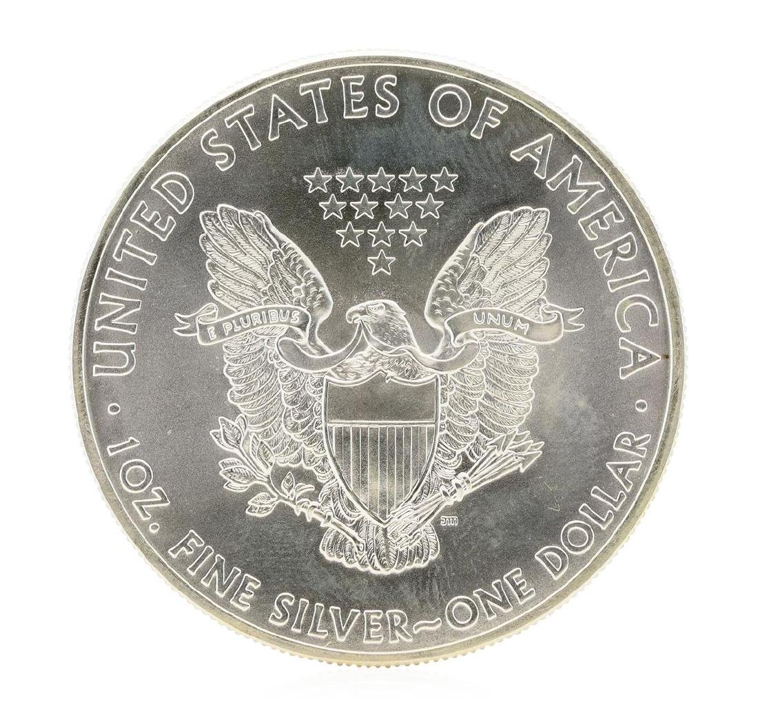 2015 American Silver Eagle Dollar Coin - 2