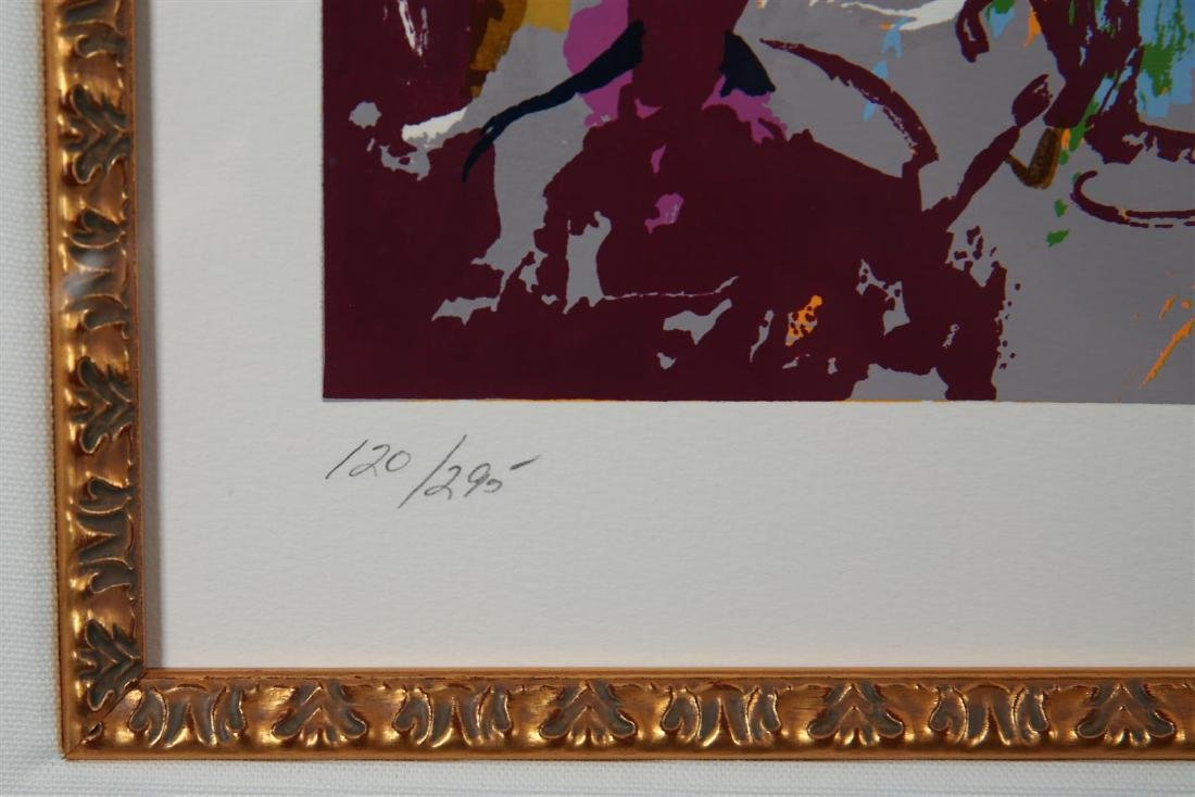 Leroy Neiman International Auction Limited Edition - 3