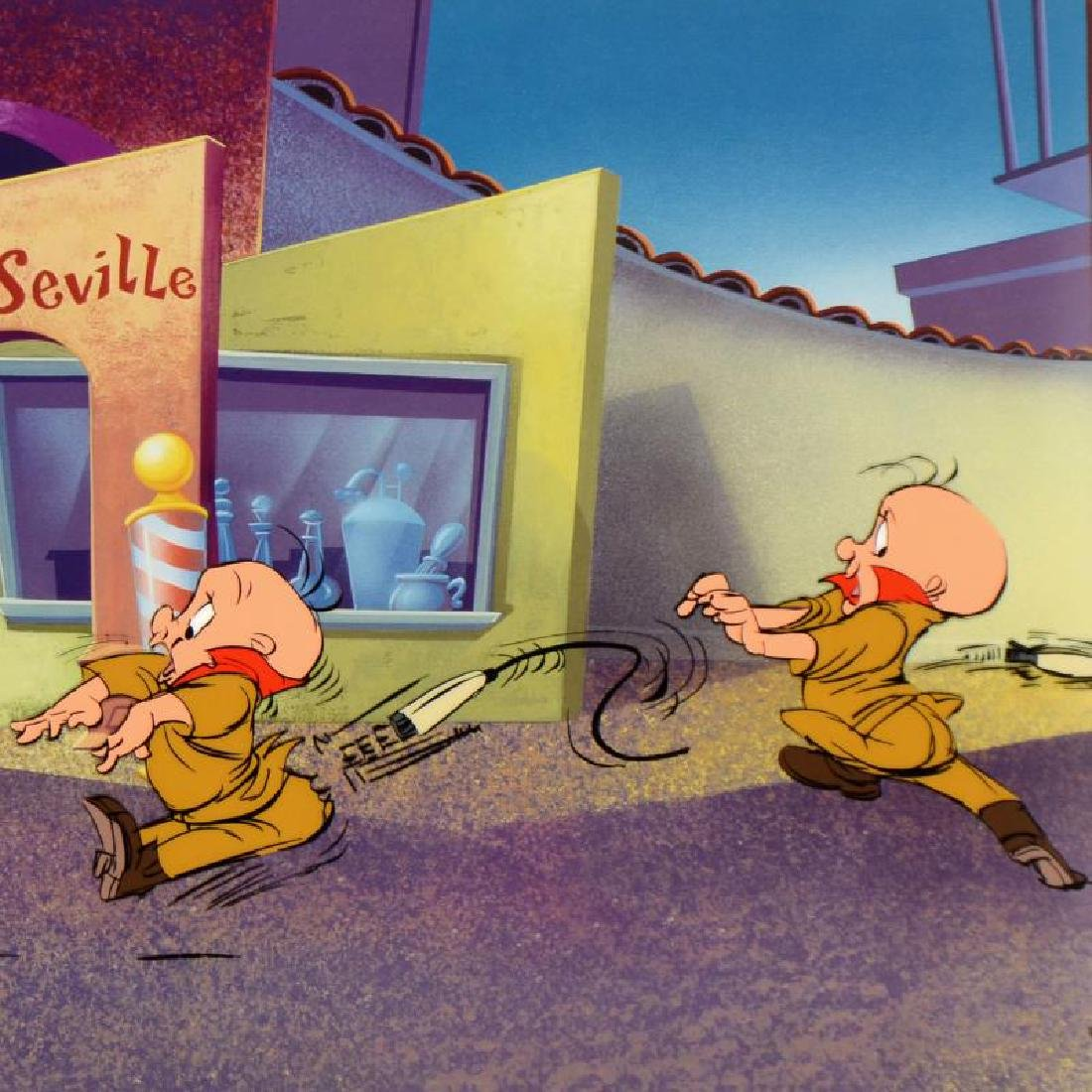 Rabbit Of Seville by Chuck Jones (1912-2002) - 2