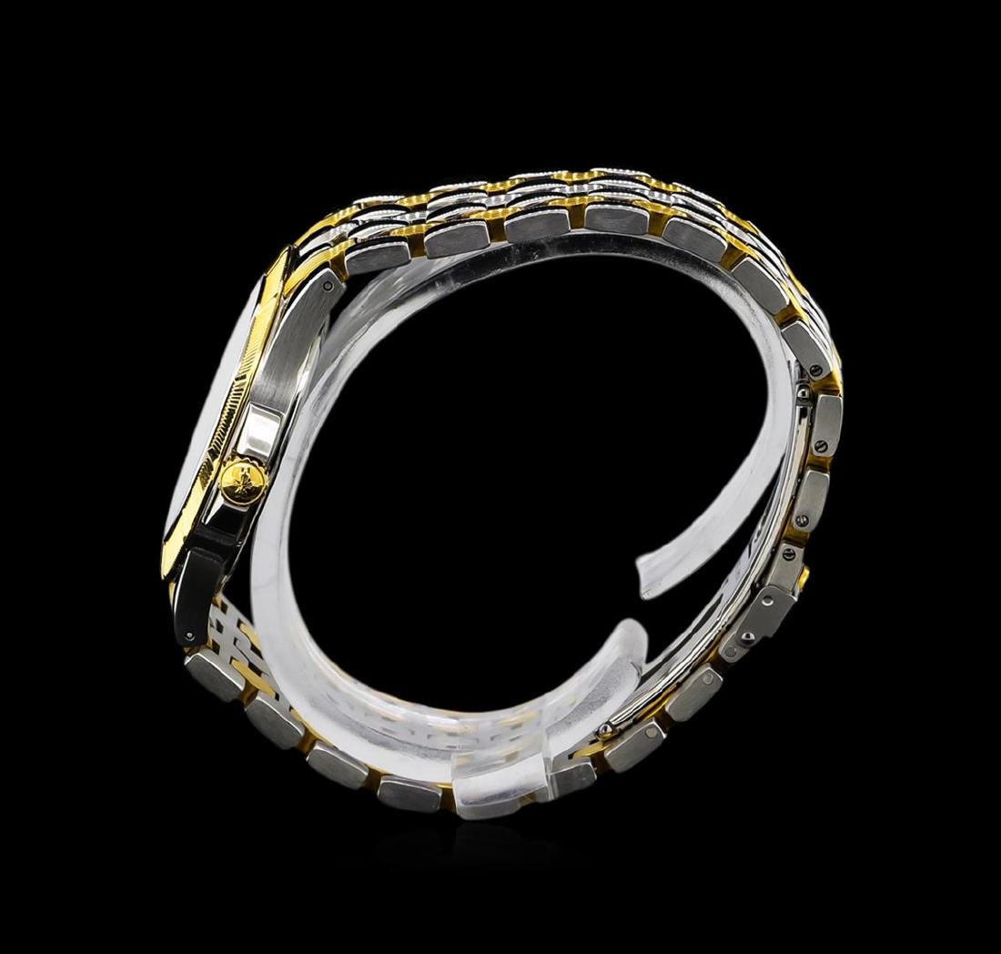 Patek Philippe 18KT Two-Tone Neptune Watch - 2