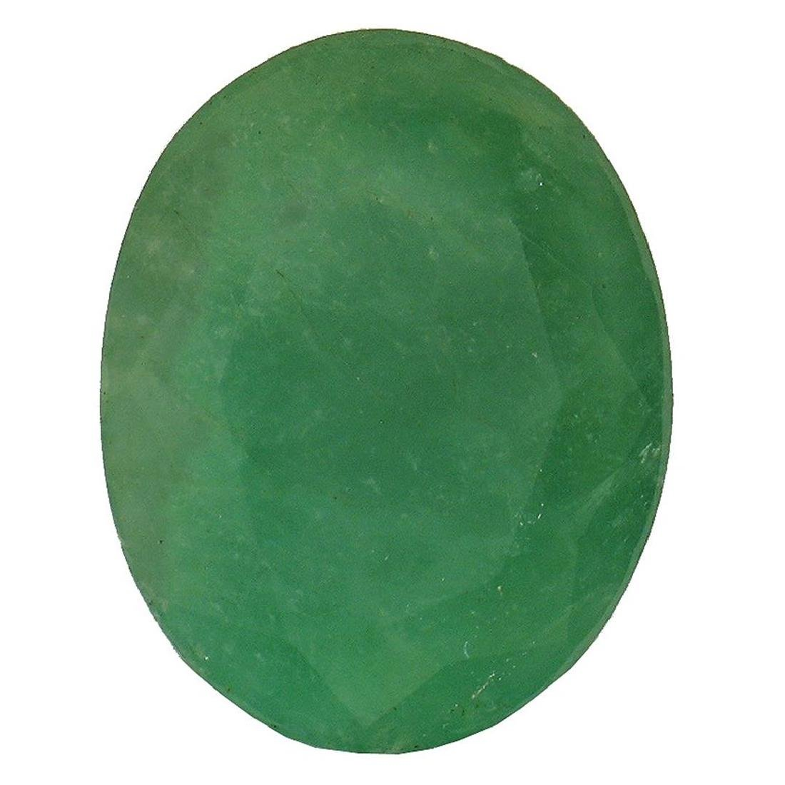 3.72 ctw Oval Mixed Emerald Parcel