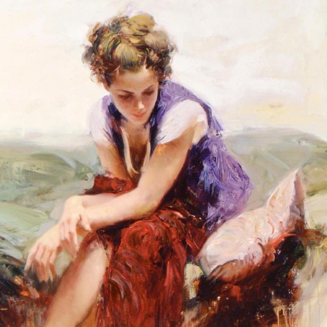 Francesca by Pino (1939-2010) - 2