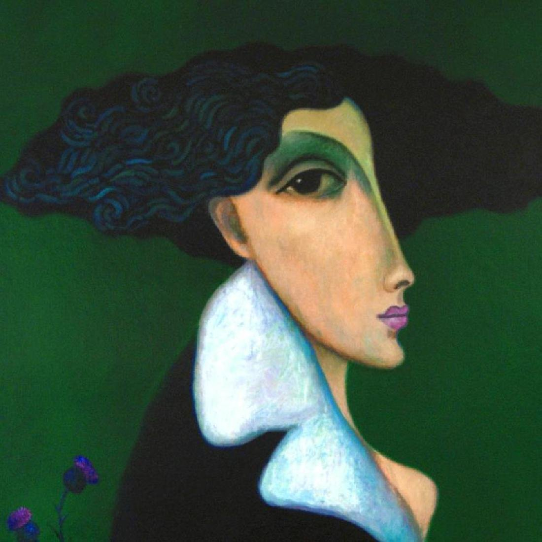 Anna Pavlova by Smirnov (1953-2006) - 2