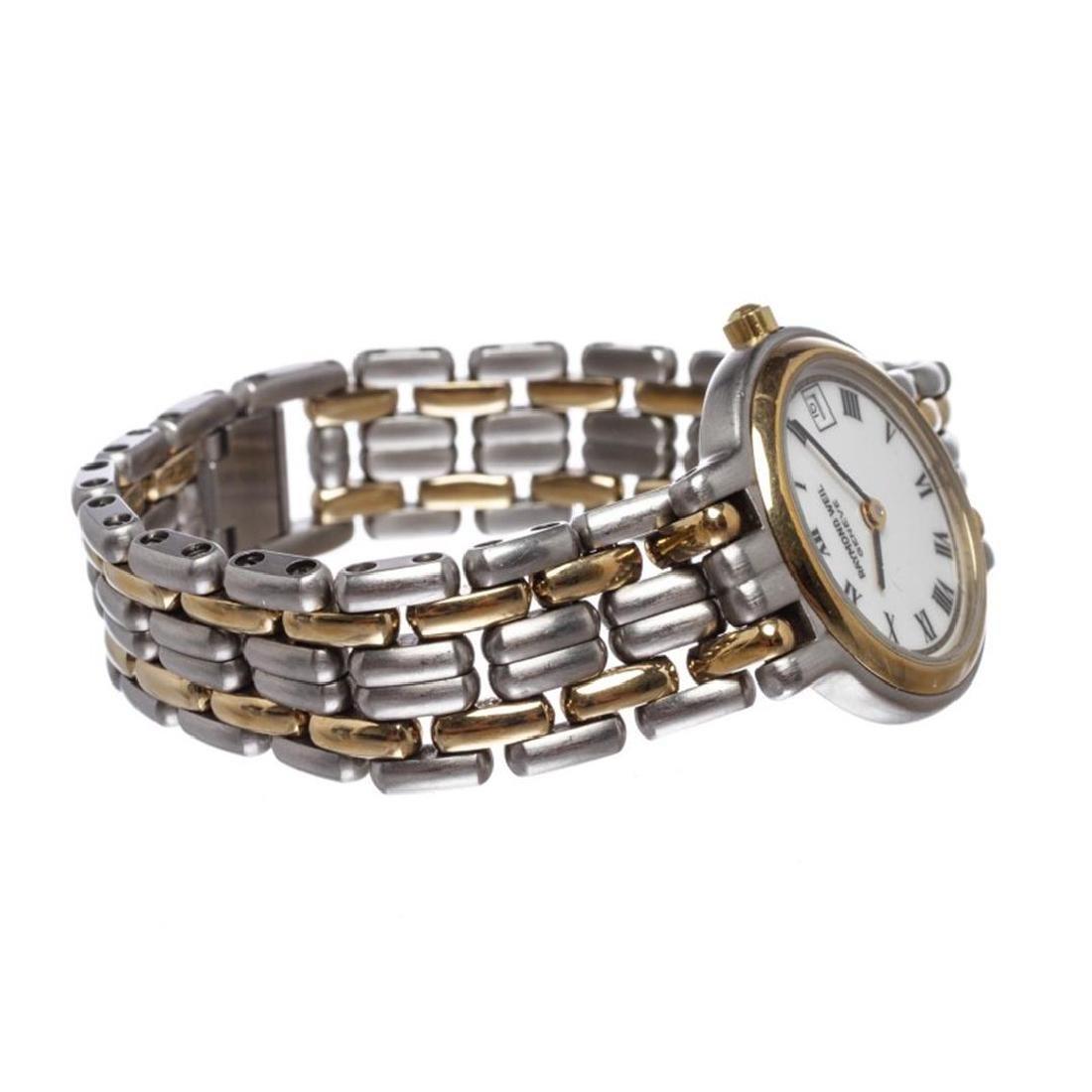 Raymond Weil Geneve Quartz Stainless Steel Wristwatch - 2