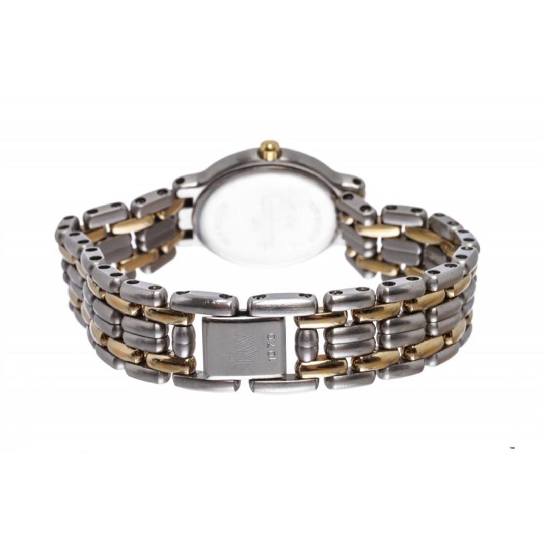 Raymond Weil Geneve Quartz Stainless Steel Wristwatch - 4