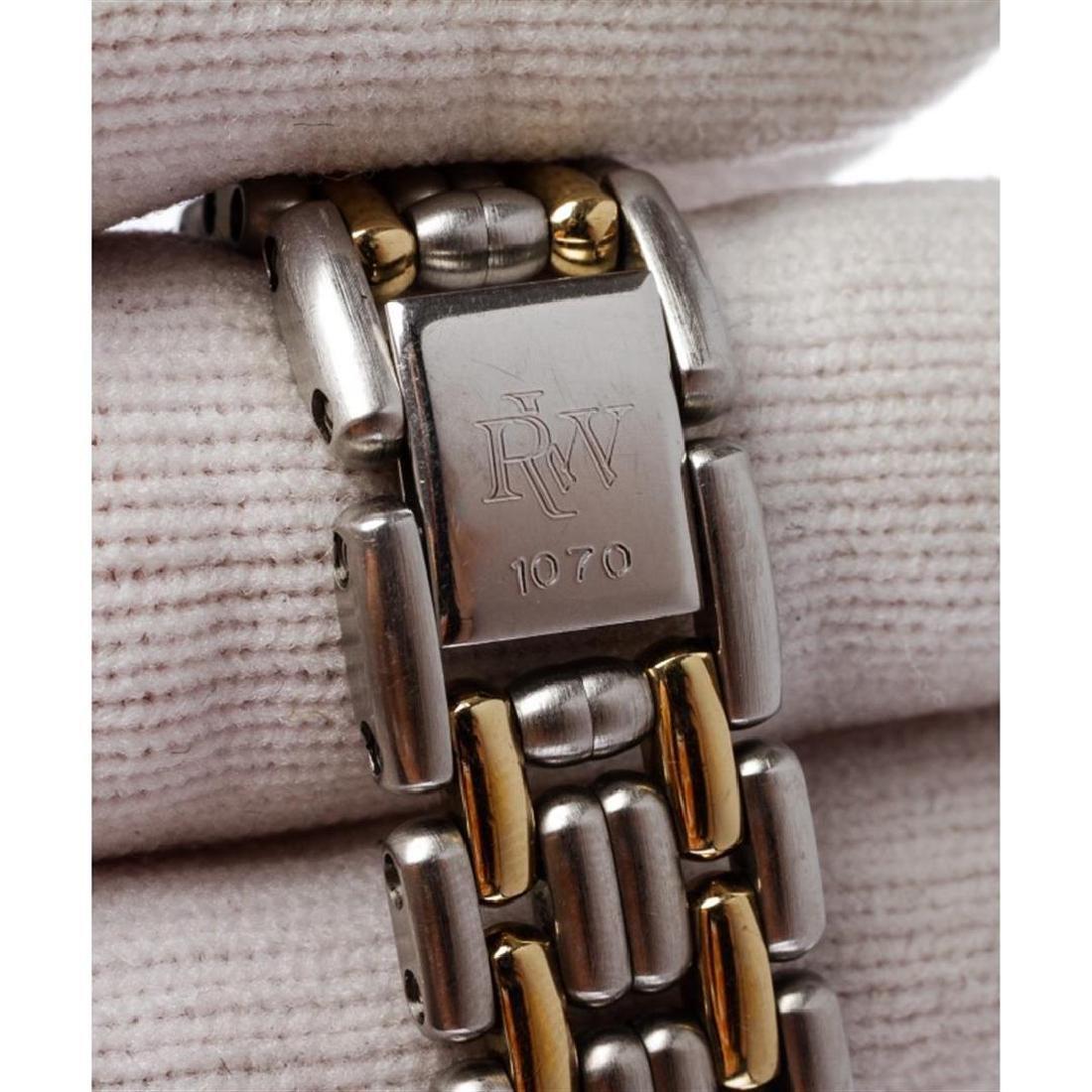 Raymond Weil Geneve Quartz Stainless Steel Wristwatch - 8