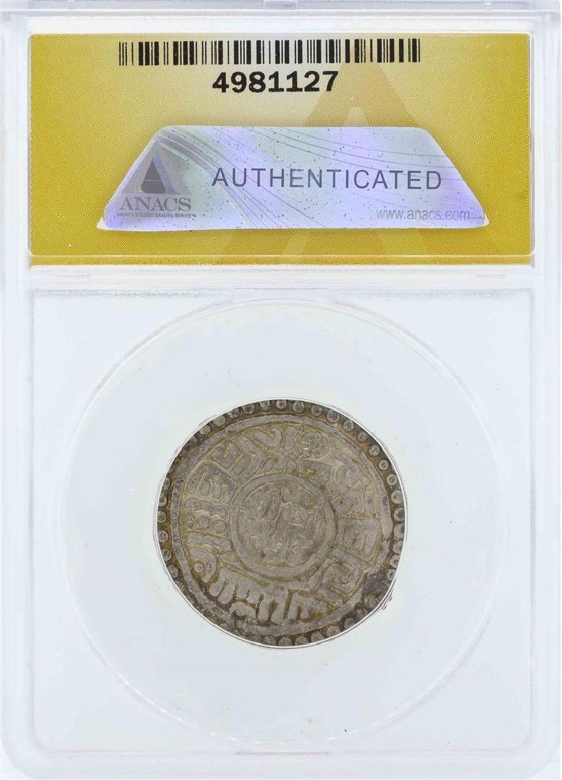 1631 Nepal Patan Kingdom Mohar Coin ANACS EF40 - 2