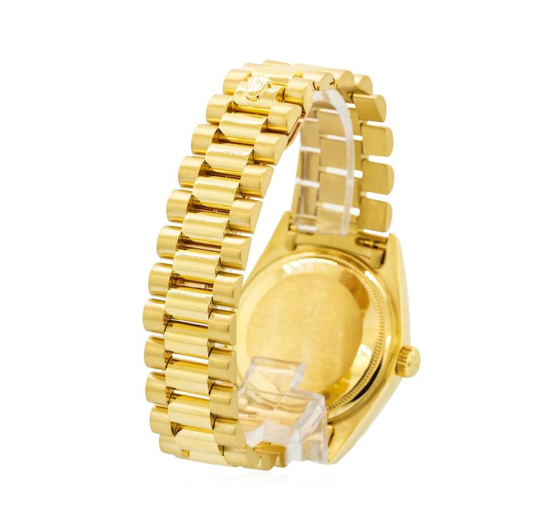 Gents Rolex 18KT Yellow Gold President Daydate Watch - 3