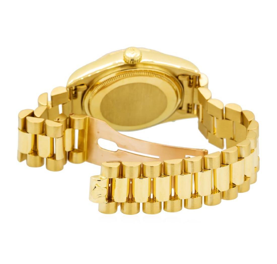 Gents Rolex 18KT Yellow Gold President Daydate Watch - 4