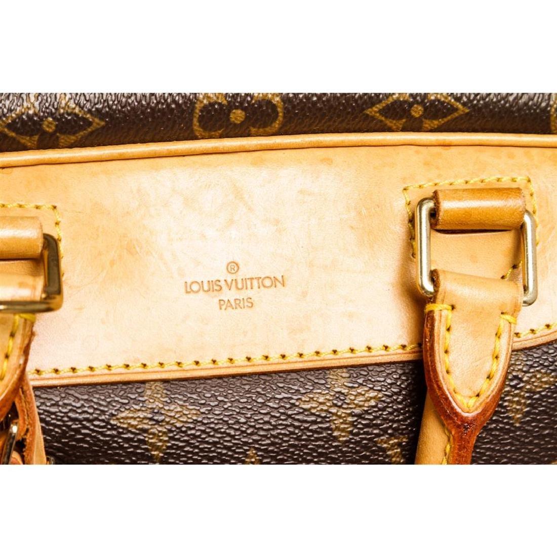 Louis Vuitton Monogram Canvas Leather Deauville Doctor - 5