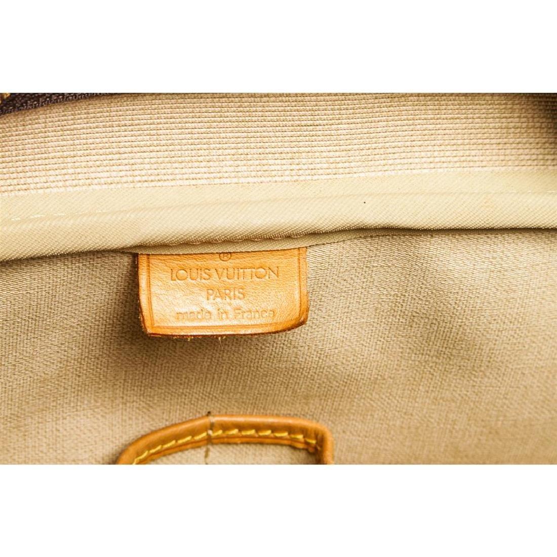 Louis Vuitton Monogram Canvas Leather Deauville Doctor - 6