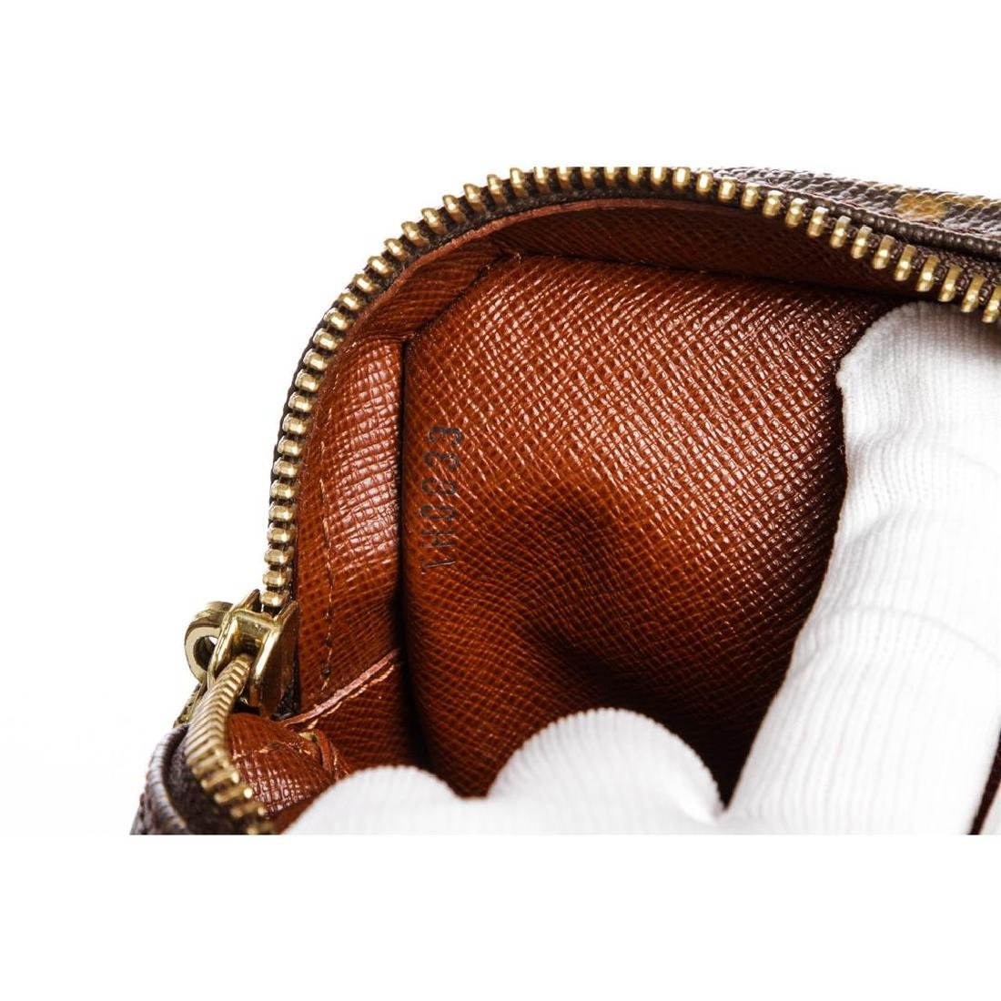 Louis Vuitton Monogram Canvas Leather Amazone Crossbody - 7