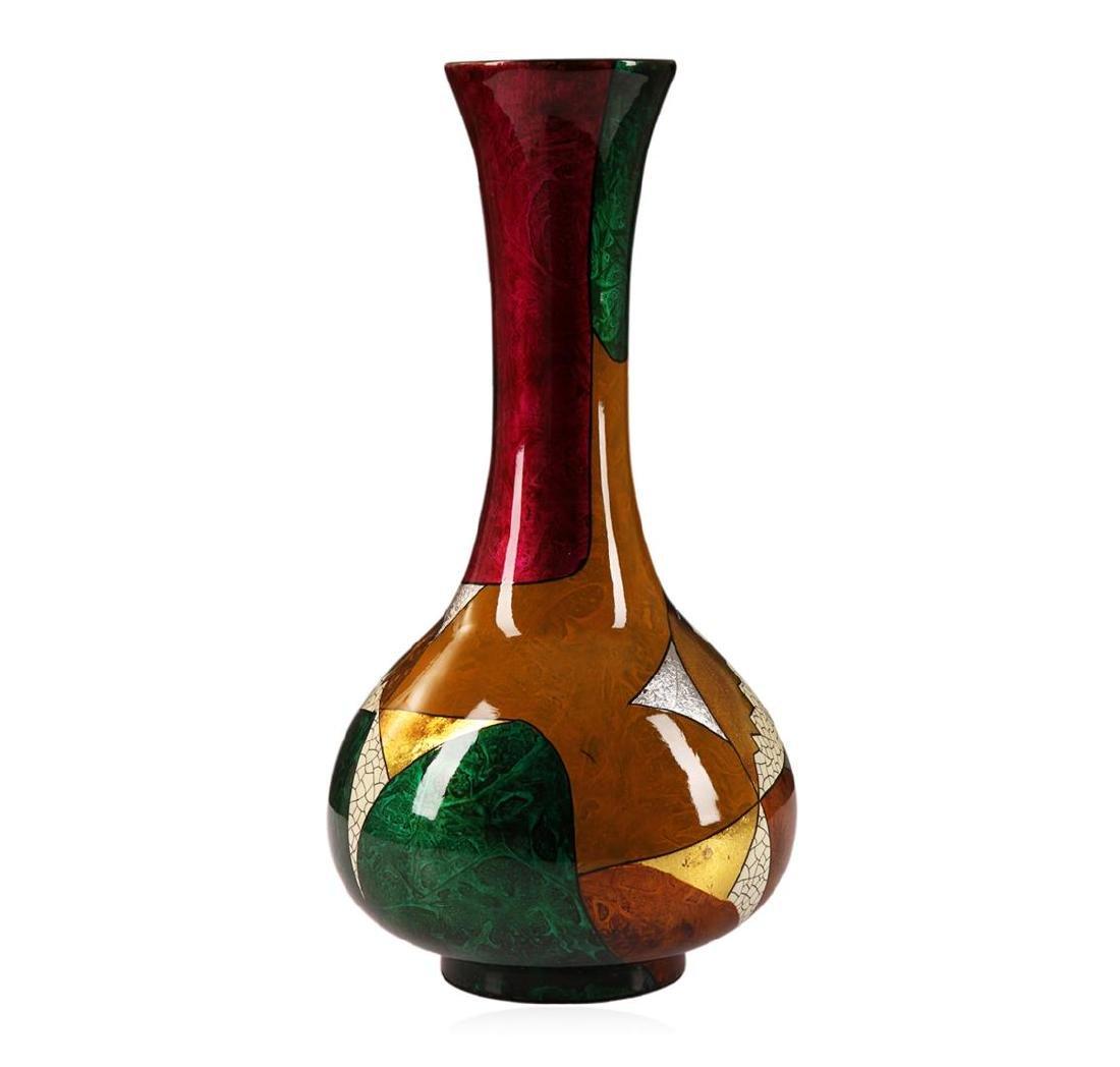 Nguyen-Bui Exotic Vase - 3