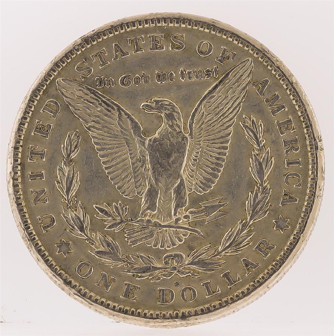 1921-S Morgan Silver Dollar - 2