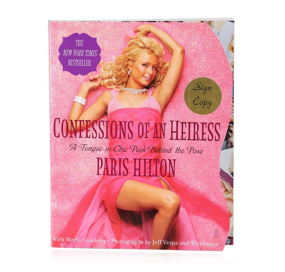Signed Copy of Confessions of an Heiress: A