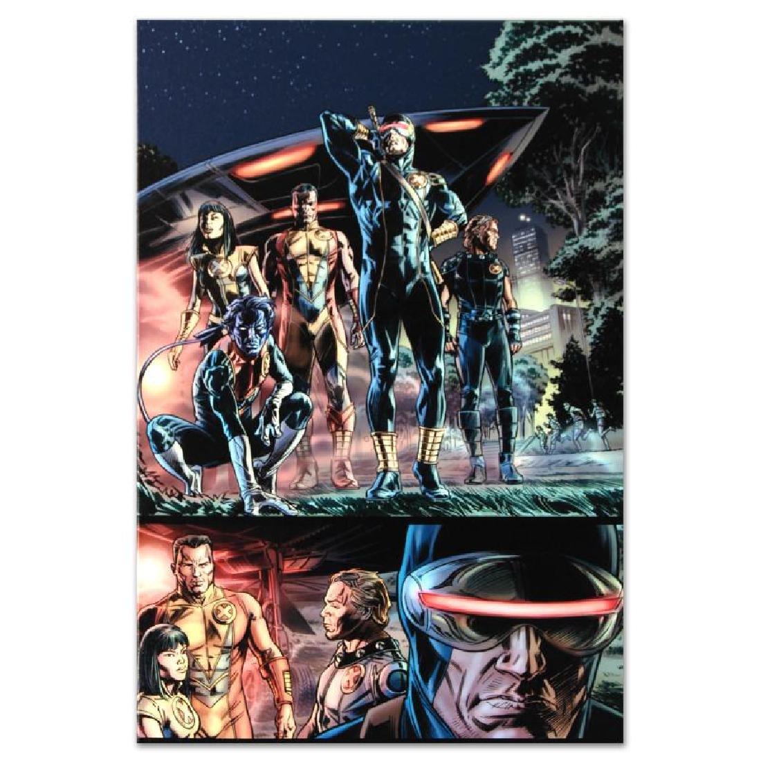 Wolverine: Origins #34 by Marvel Comics - 3