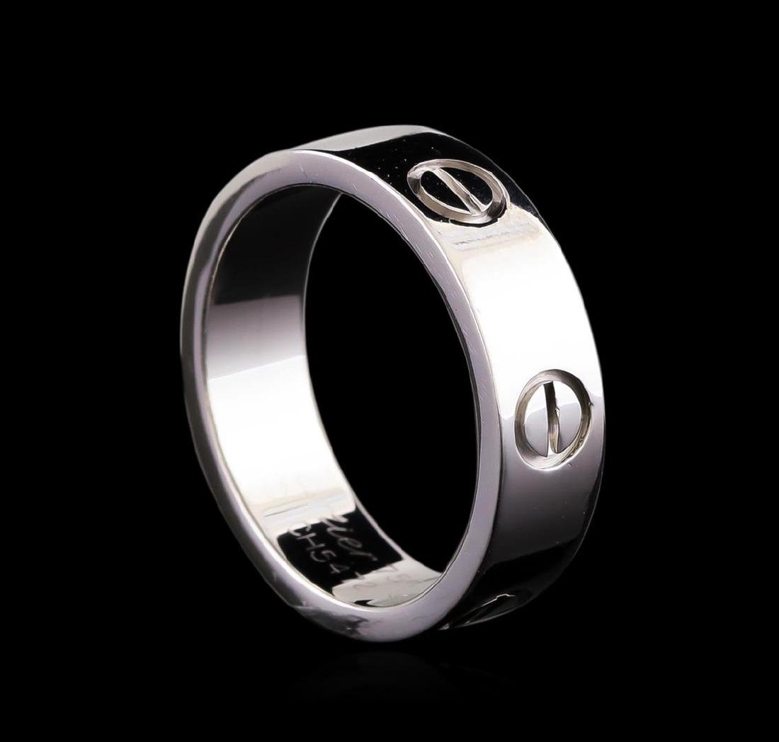 Cartier Silver 18KT Ring - 3