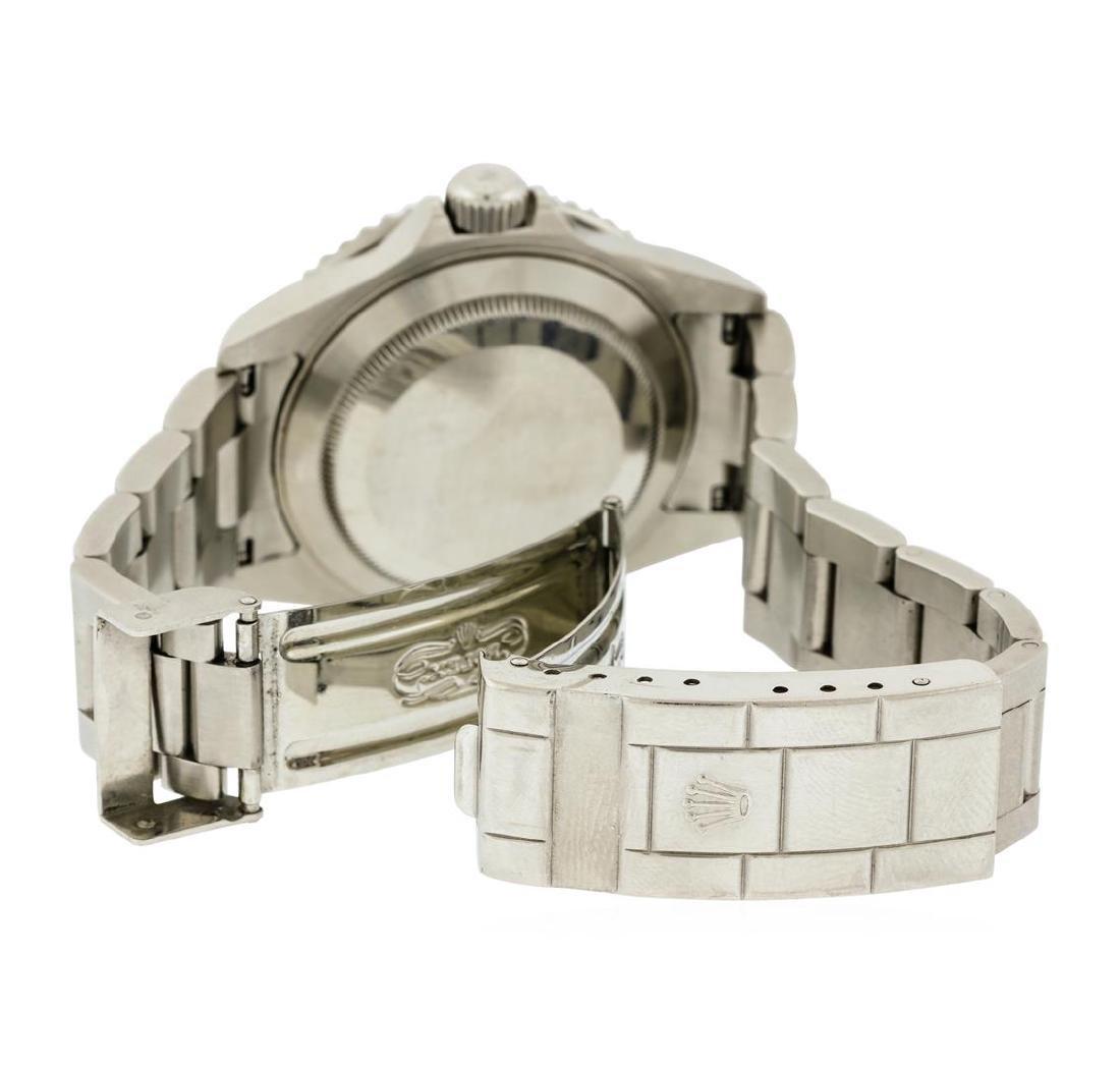 Rolex Stainless Steel Submariner Date Men's Watch - 4