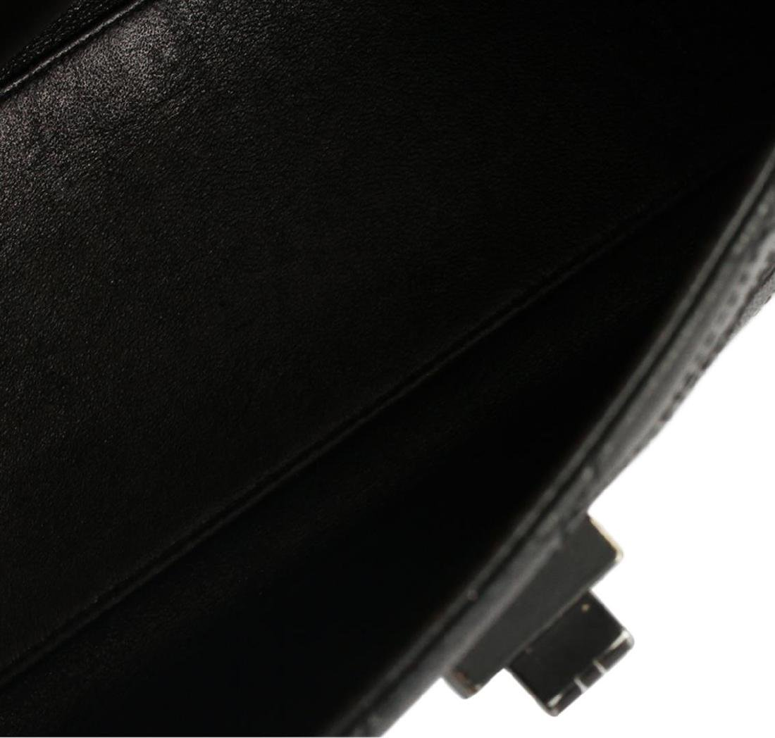 Chanel Black Mini Flap Bag - 6