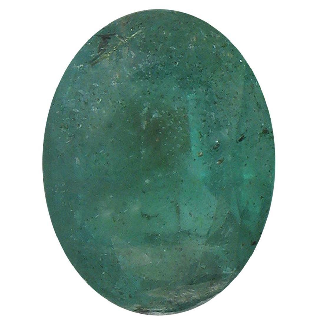 4.07 ctw Oval Emerald Parcel