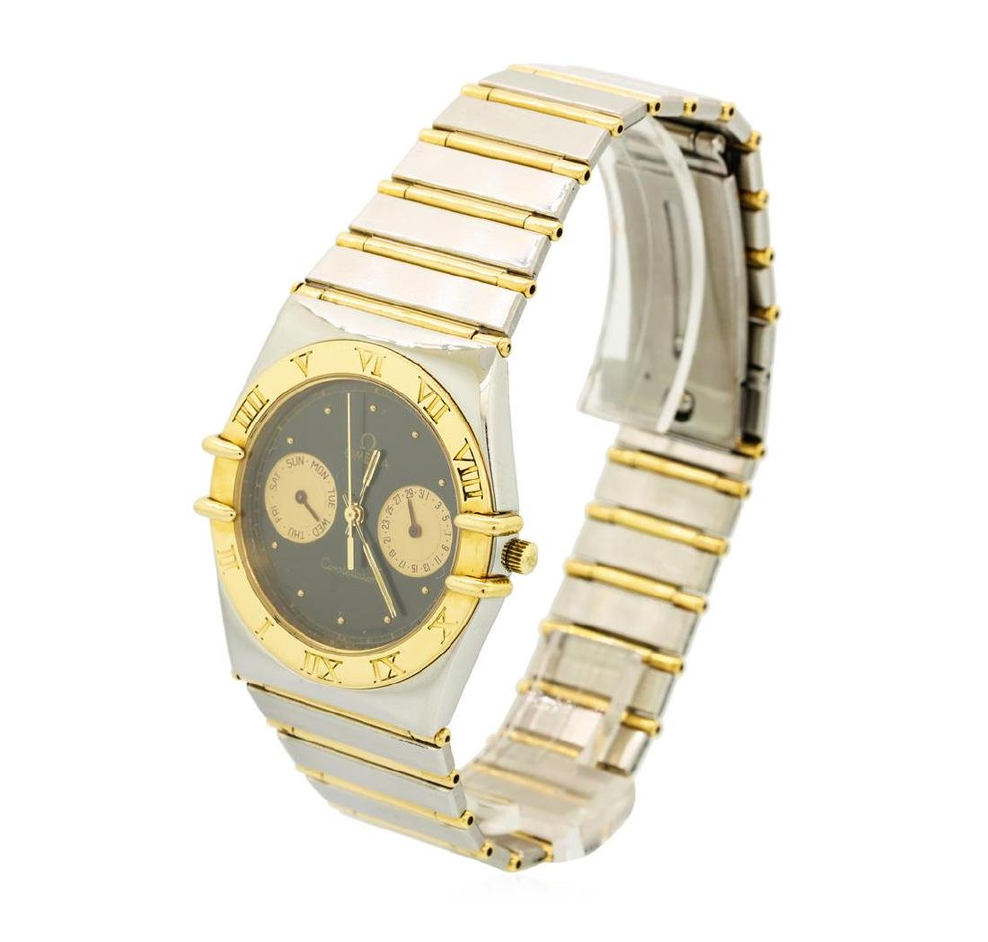 Omega Two-Tone Constellation Wristwatch - 2