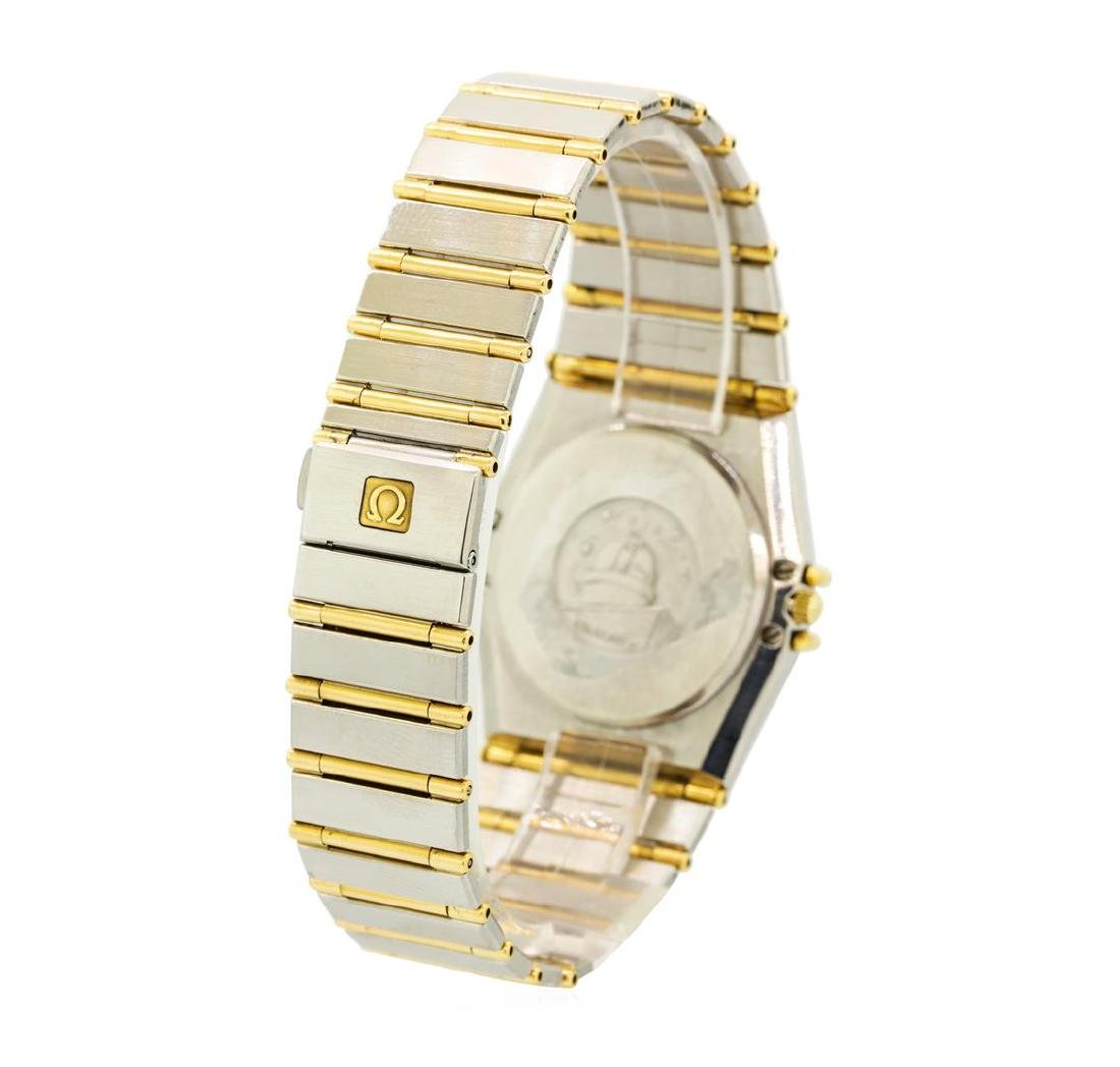 Omega Two-Tone Constellation Wristwatch - 3