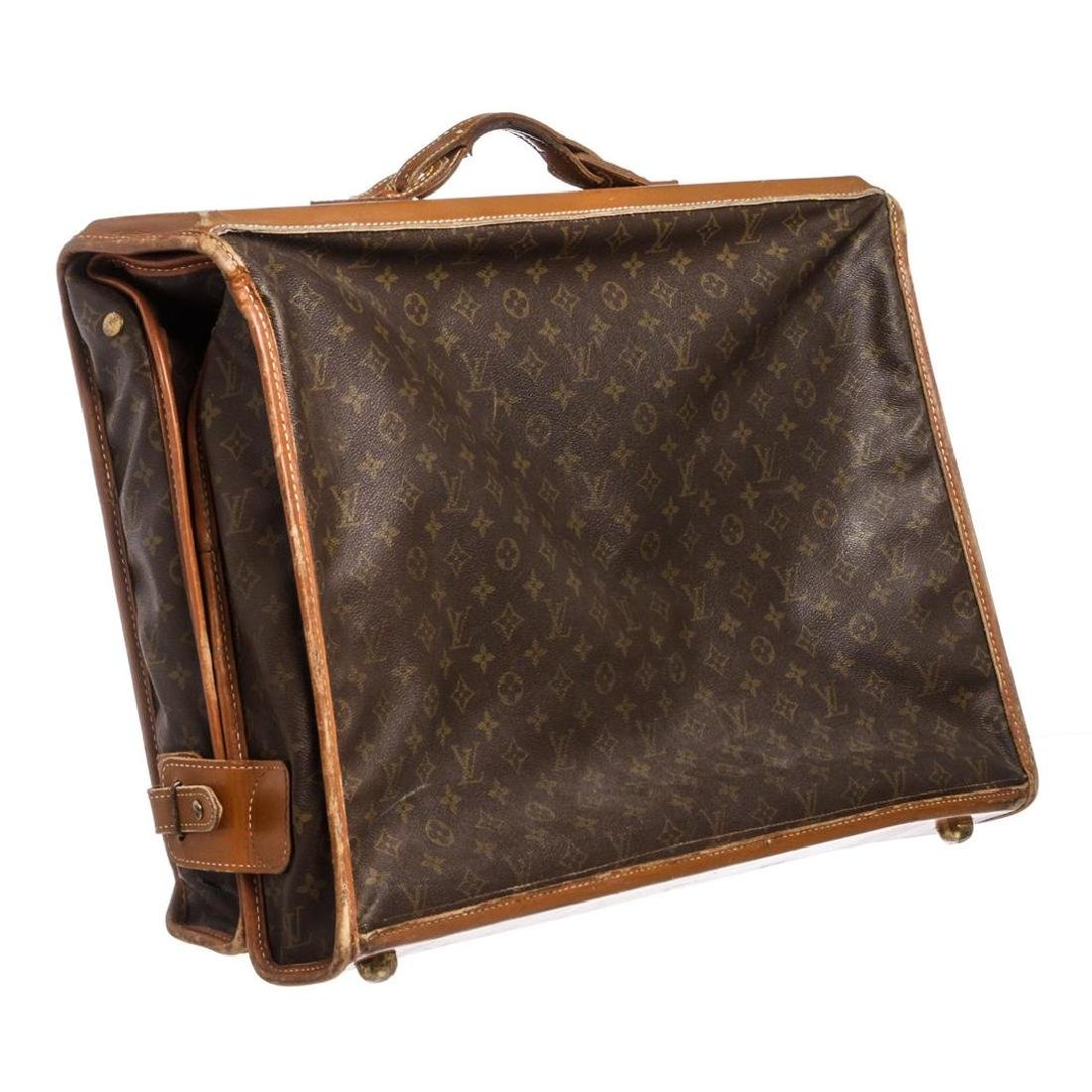 Louis Vuitton Monogram Canvas Leather Vintage Garment - 2