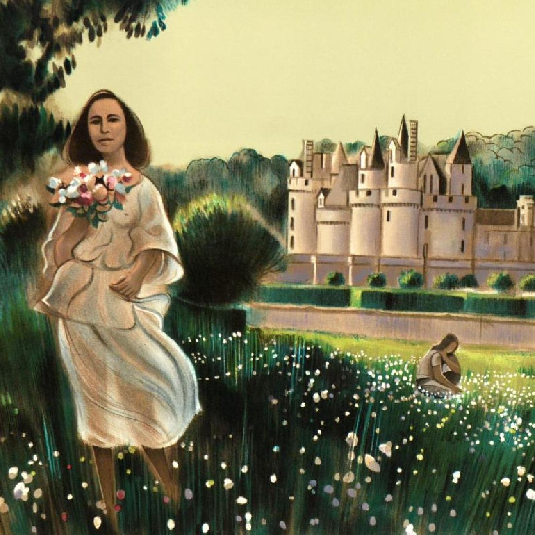 Summer Flowers by Vernet Bonfort, Robert - 2