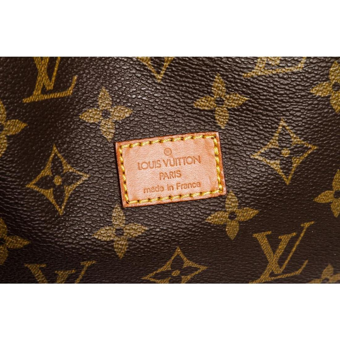 Louis Vuitton Monogram Canvas Leather Saumur 30 cm - 7
