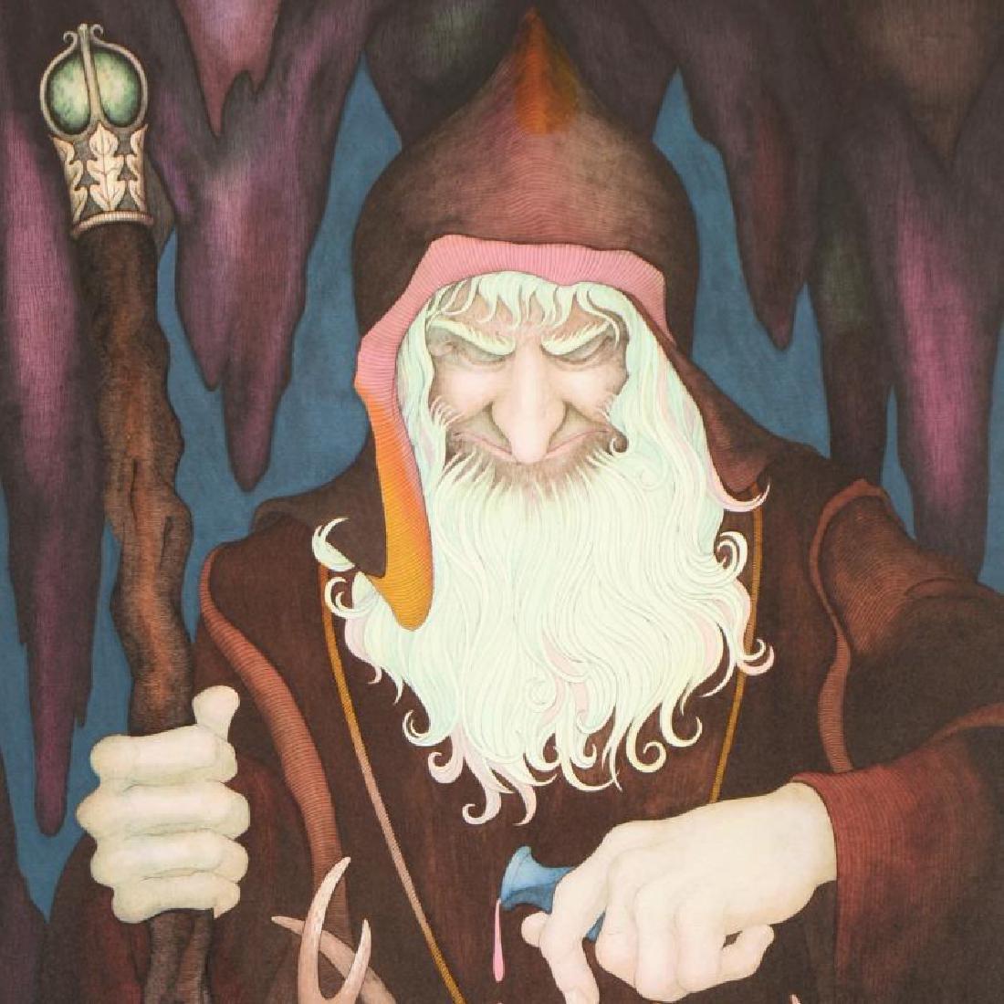 Merlin by Longendorfer, John - 2
