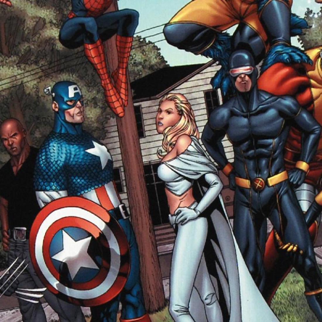 New Avengers #8 by Stan Lee - Marvel Comics - 2