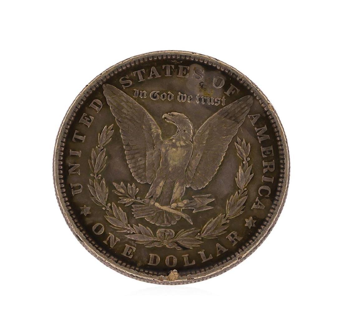 1887 Morgan Silver Dollar - 2