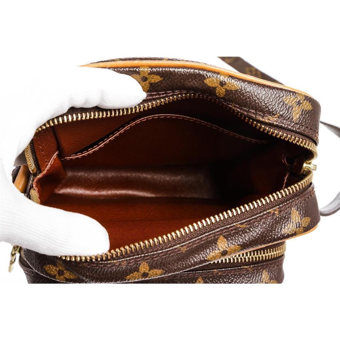 Louis Vuitton Monogram Canvas Leather Amazone Crossbody - 6