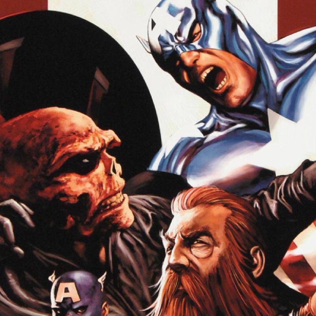 Captain America #42 by Stan Lee - Marvel Comics - 2