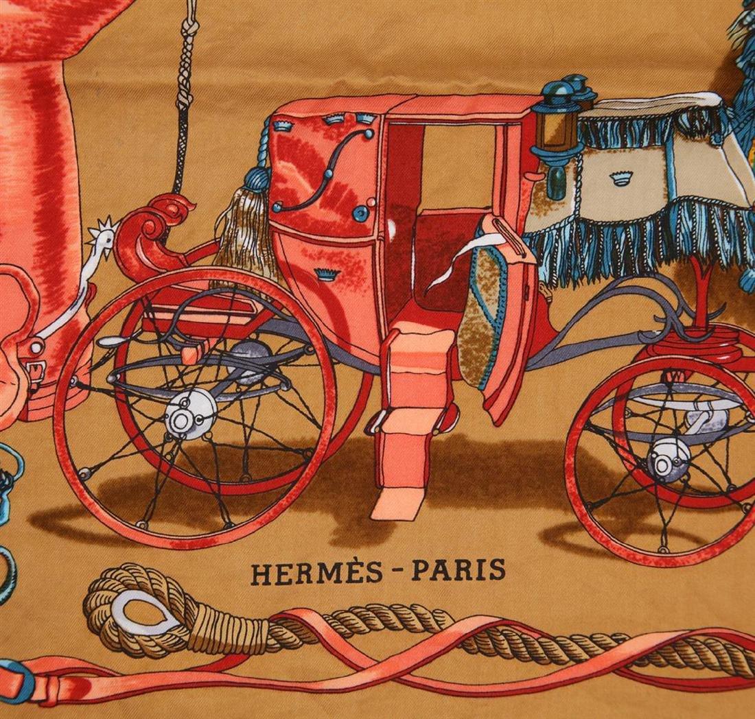 Hermes Musee 60cm Scarf - 4