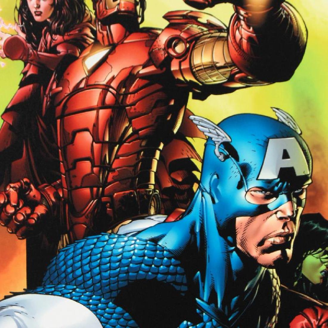 Avengers #501 by Marvel Comics - 2