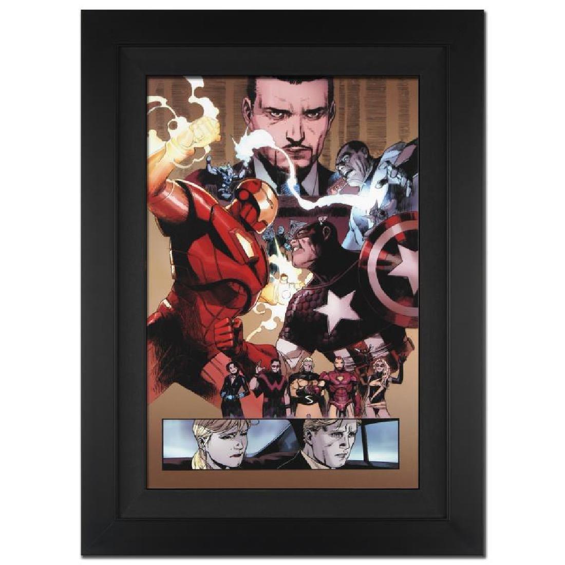 New Avengers #48 by Stan Lee - Marvel Comics