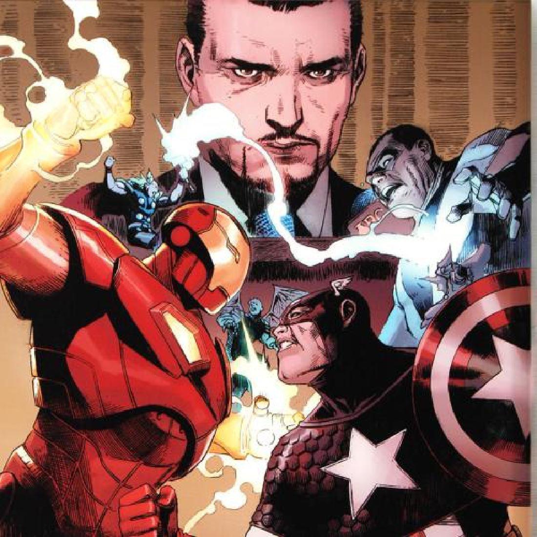New Avengers #48 by Stan Lee - Marvel Comics - 2