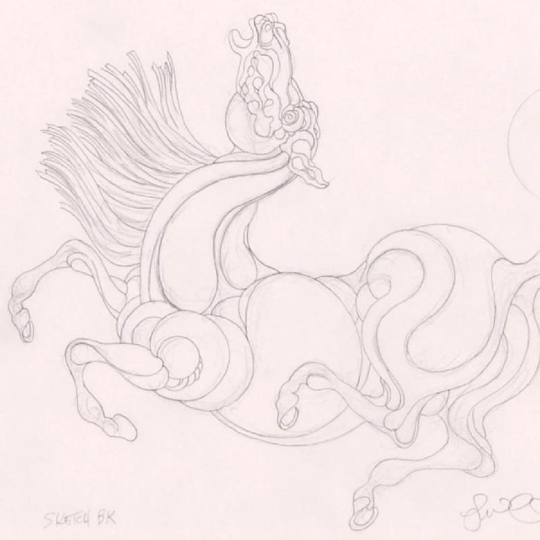 BK Sketch by Azoulay - 2