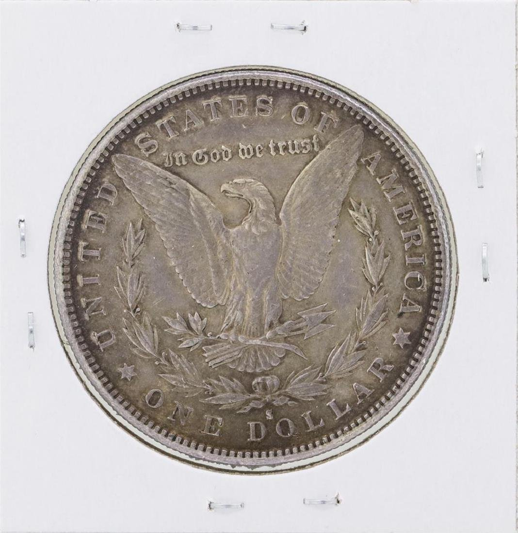 1883-S $1 Morgan Silver Dollar Coin - 2