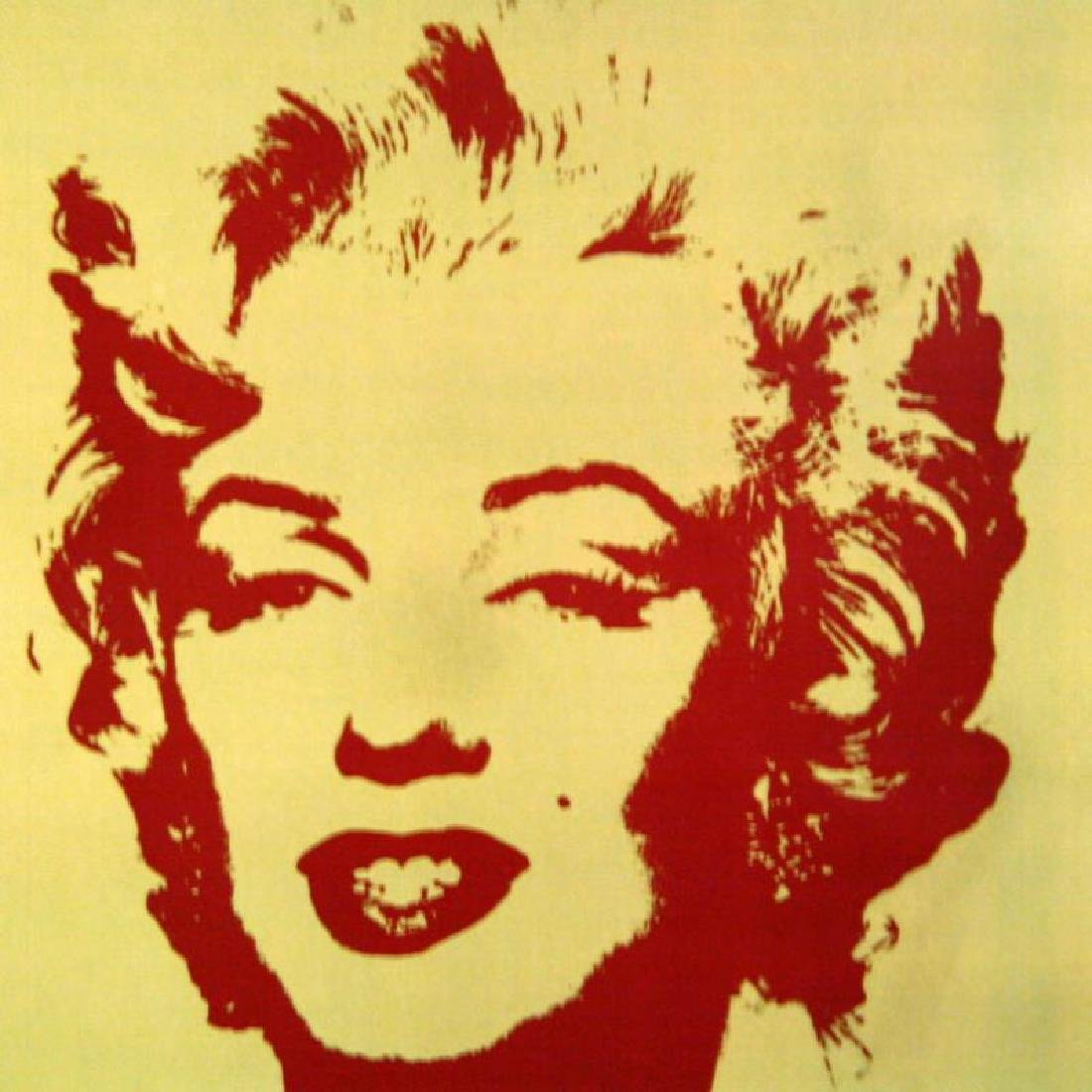 Golden Marilyn 11.40 by Warhol, Andy - 2