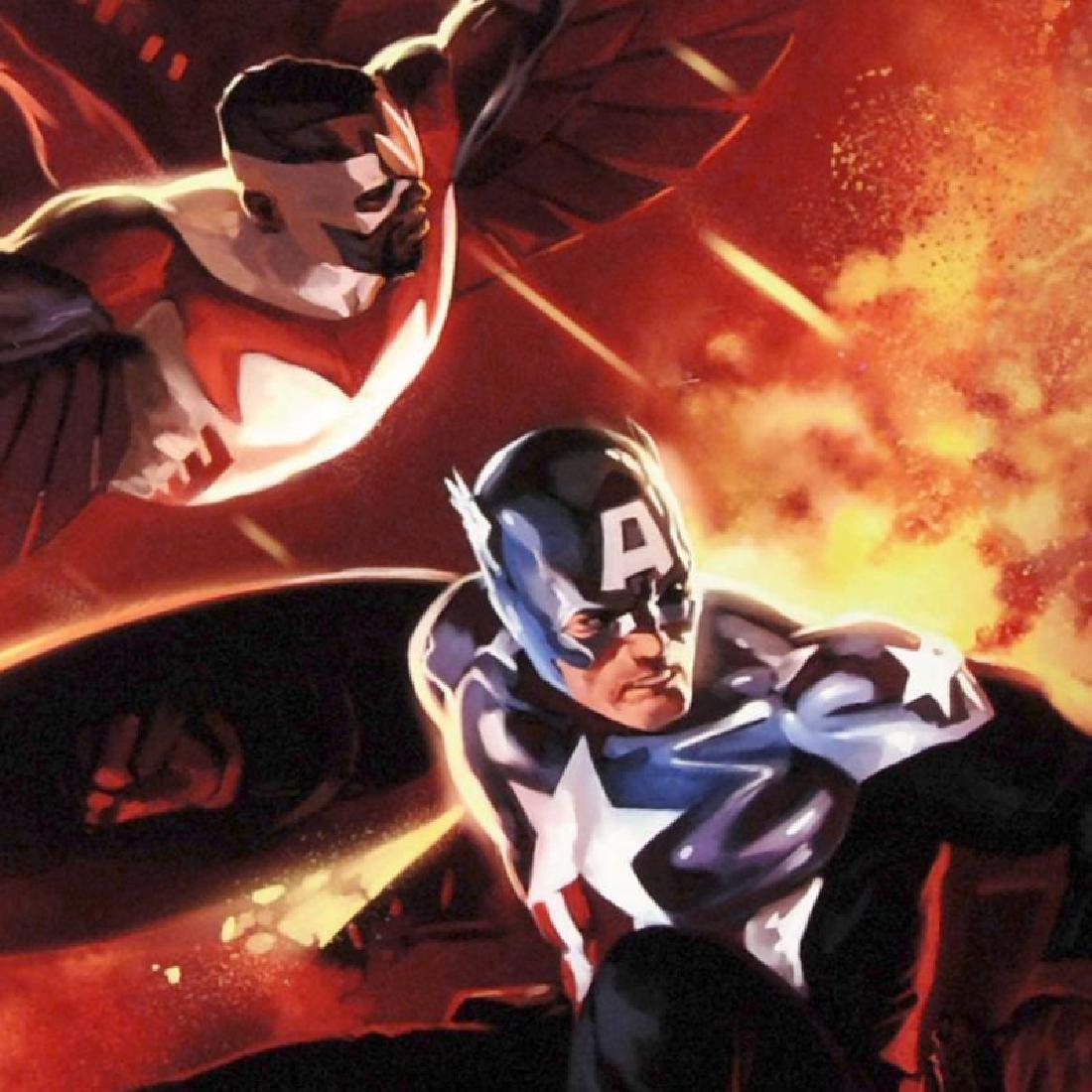 Captain America #607 by Stan Lee - Marvel Comics - 2