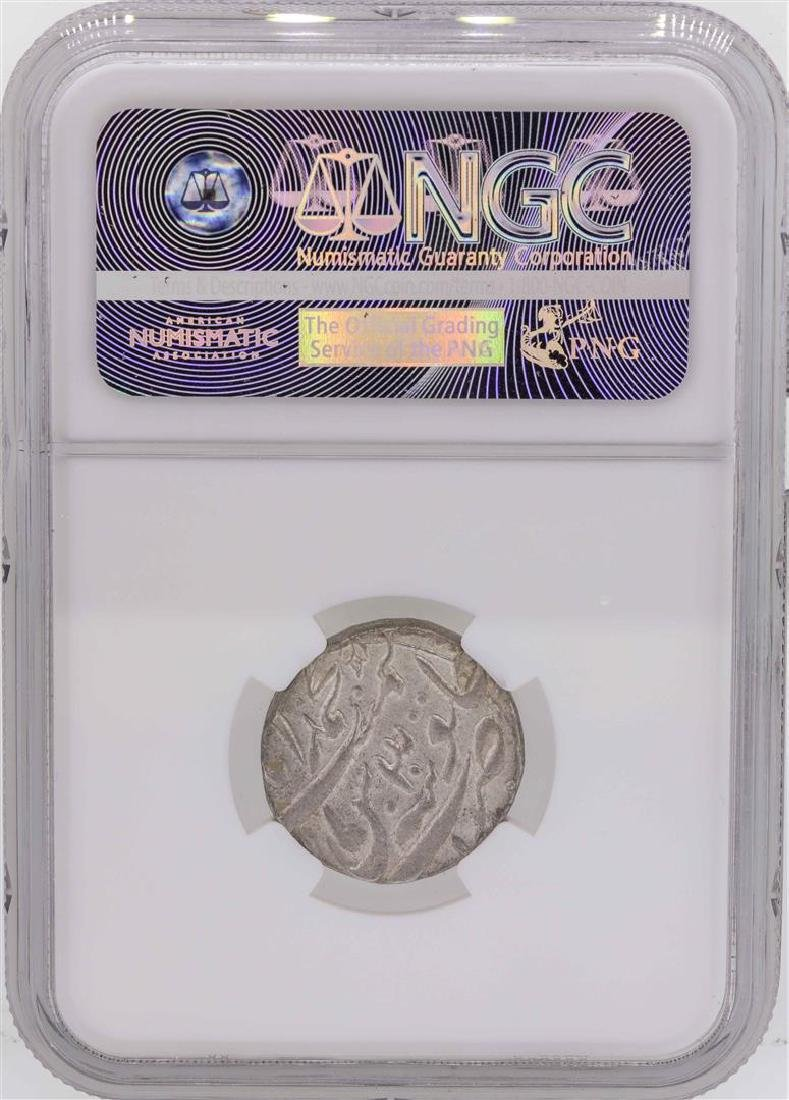 AH116X//30 India Rupee Mughal Empire Coin NGC MS63 - 2